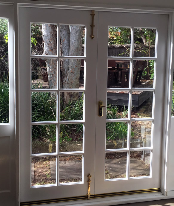 Perth doors timber french doors for Installing french doors